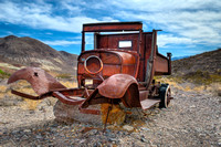 Death Valley - Old Cars